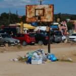 Tatilcilerden geriye çöp yığını kaldı