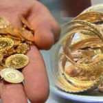 14 Ağustos Altın fiyatları inişli çıkışlı   Gram Altın Çeyrek Altın bilezik alış satış fiyatı