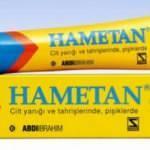 Hametan kremin cilde faydaları nelerdir? Hametan krem ne işe yarar?