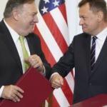 ABD ile Polonya güvenlik anlaşması imzaladı