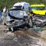 Antalya'da korkunç kaza: Çok sayıda yaralı var