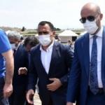 Bakan Yardımcıları ve Bilal Erdoğan Ahlat'ta inceleme yaptı