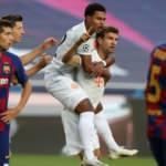 Barcelona hezimete uğradı! Tam 10 gol