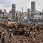 Beyrut patlaması mağdurlarına 66 milyon dolar yardım dağıtılacak