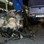 Bursa'da trafikte makas terörü: 6 araç birbirine girdi