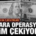 Dolar operasyonunu nasıl yaptılar?