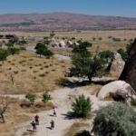 Güzide gezi adresi Kapadokya'ya 7 ayda 420 bin ziyaretçi geldi