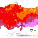 Haritada kırmızı alarm! Meteoroloji'den uyarı...Hava durumu 13 Ağustos Perşembe