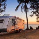 İzole tatilde karavan turizmi gözde oldu