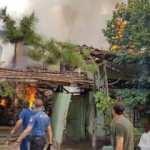 Yangın faciası: 4'ü çocuk 5 kişi hayatını kaybetti