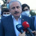 Meclis Başkanı Şentop'tan BAE'ye tepki: Yüz karası bir hareket