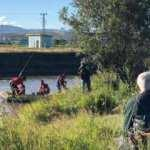 Serinlemek için Kars Çayı'na giren iki çocuk suda kayboldu