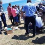 Şile'de denize giren iki kardeşten acı haber
