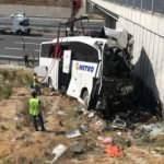 Son dakika haberi: Kuzey Marmara Otoyolu'ndaki kazada rapor hazırlandı