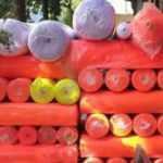 Tekstil firmasından 90 top kumaş çalan kişi tutuklandı
