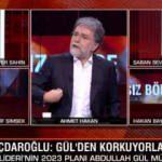 Ahmet Hakan'dan canlı yayında Abdullah Gül yorumu: Dehşete düştüm!