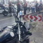 Bağcılar TEM'de kaza yapan yunus polisleri ağır yaralandı