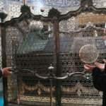 Başkan Erdoğan tarihi müjdesi öncesi Eyüp Sultan türbesini ziyaret etti