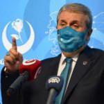 BBP Genel Başkanı Destici: Sen kimsin Türkiye'ye ayar vermek kim!