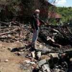 Bolu'da yangın: Alevlerin arasında kalan felçli adam hayatını kaybetti