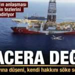 Enerji Bakanı Fatih Dönmez Yunanistan'ın Doğu Akdeniz tezleri için ne diyor?