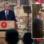 Fahrettin Altun, Erdoğan'ın müjdeden 1 saat önceki anını paylaştı