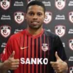 Gaziantep FK, Andre Felipe'yi kadrosuna kattı