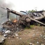 Güney Sudan'da uçak düştü: 7 kişi hayatını kaybetti