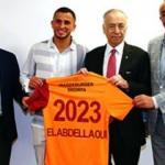Omar Elabdellaoui: Başlamak için sabırsızım