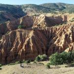 Sivas'ın gizli kalmış peribacaları: Şeytan Şehri Kayalıkları