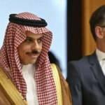 Suudi Arabistan'dan BAE normalleşmesi sonrasında ilk açıklama