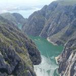 Türkiye'nin ikinci büyük kanyonu Şahinkaya'ya yoğun ilgi