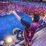 Wuhan'da sosyal mesafesiz normalleşme: Partiler ve  festivaller