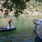 60 yaşında Türkiye'nin kıyı şeridini sadece kürek çekerek geziyor