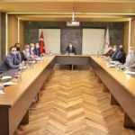 Bakan Kasapoğlu, TFF ve bazı kulüp yöneticileriyle bir araya geldi
