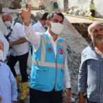 Bakan Kurum'dan Giresun açıklaması: 20 milyon lira hibemizi yaptık