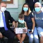 Cumhurbaşkanı Erdoğan Giresun'a gidiyor