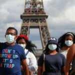 Fransa'da Kovid-19 vaka sayısında son 3 ayın rekoru kırıldı