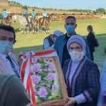 Güller diyarından Emine Erdoğan'a anlamlı hediye