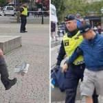 İsveç'te Kur'an yakan ırkçı Danimarkalılar tutuklandı