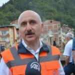 Bakan Karaismailoğlu: Devletimiz Giresun'umuzun yanında