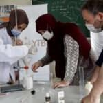 Kartal Anadolu İmam Hatip Lisesinde bilim tarihi geleceğiyle buluştu