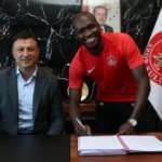 Moussa Sow'dan sürpriz transfer!