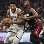 NBA play-off'larında Lakers ve Bucks, yarı finalde