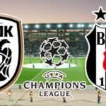 PAOK Beşiktaş maçı saat kaçta hangi kanaldan yayınlanacak? Şampiyonlar ligi elemesi şifresiz….