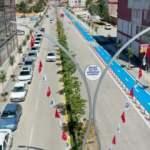 Recep Tayyip Erdoğan caddesi hizmete açıldı
