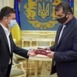 Ukrayna'dan Baykar'a üstün hizmet madalyası