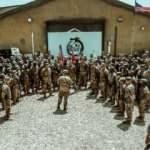Wall Street Journal: ABD, Irak'taki askerlerinin üçte birini geri çekiyor