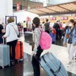8 ayda 52 milyon yolcu havalandı