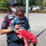 Oyun oynarken kaybolan minik Bilal, 20 saat sonra bulundu